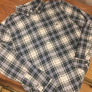 Men's Vinyard Vines flannel shirt